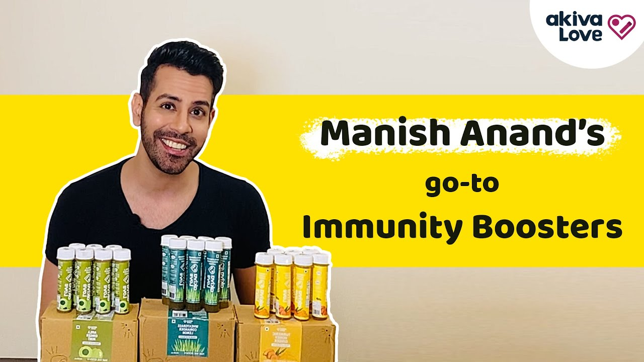 Best Health Shots for Boosting Immunity during Pandemic   Review by Manish Anand