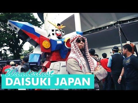 Daisuki Japan Wanderlust | SakanaTV