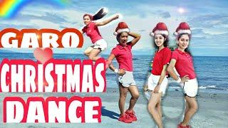 New Garo Christmas Song/ Dance Cover Credit: Jimbert Marak