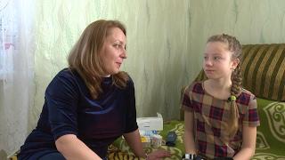 Школьница из Находки 7 лет живет на строгой диете