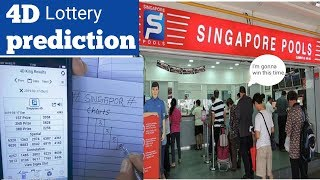 4D strategy - NEW! update singapore LOTTERY charts  [malay]