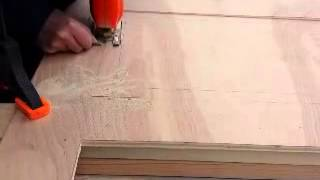 Diy How To Cut A Square Opening In A Plywood Panel Part 2 Of 2