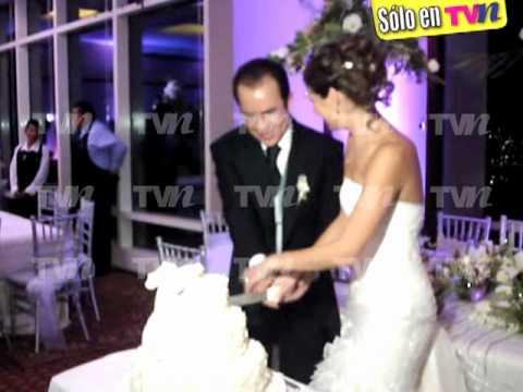 Estuvimos en la boda de Patylu y César Nava - YouTube