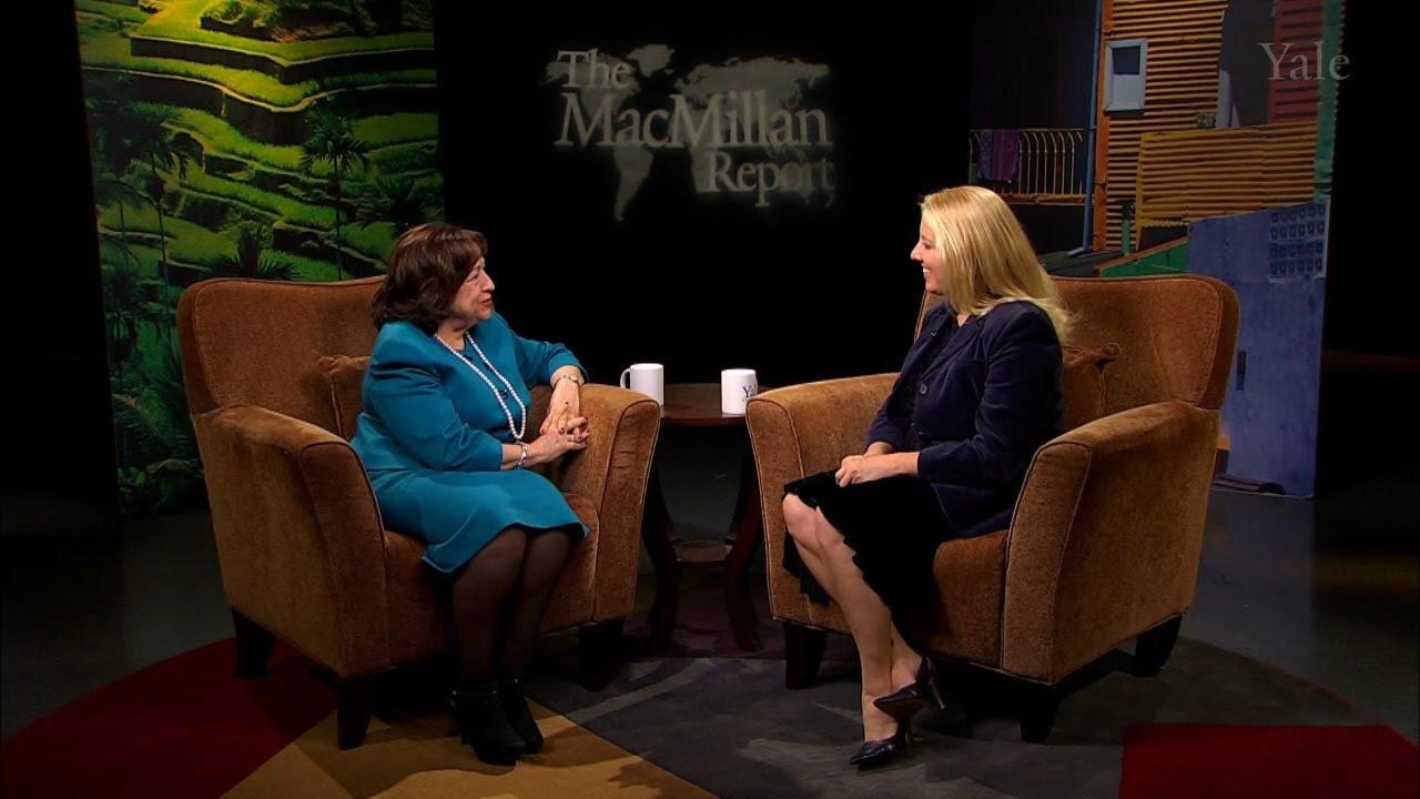 MacMillan Report: Rima Salah