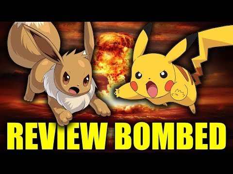 The Pokémon: Let's Go Games Are Getting Review Bombed