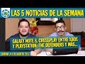 Noticias: Galaxy Note 8, CrossPlay entre Xbox y Playstation, The Defenders y más...