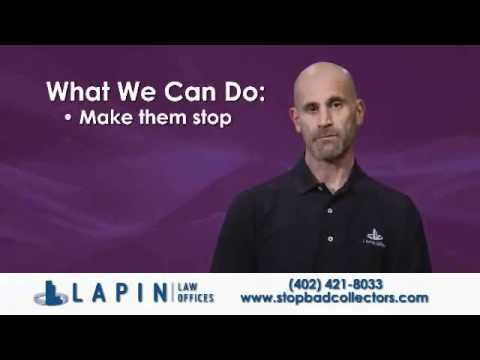 apin Law Offices now represent clients against abusive debt collectors.