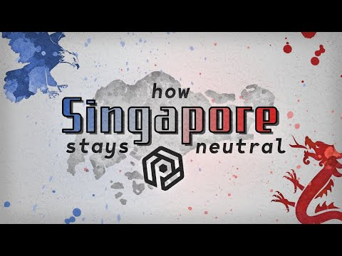 How Singapore Stays Neutral