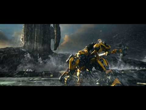 Transformers The Last Knight Breaking the Habit by Linkin Park music video