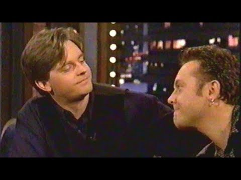 """Metallica's Lars Ulrich on """"Later with Jim Breuer"""" (1997) [Full TV Broadcast]"""