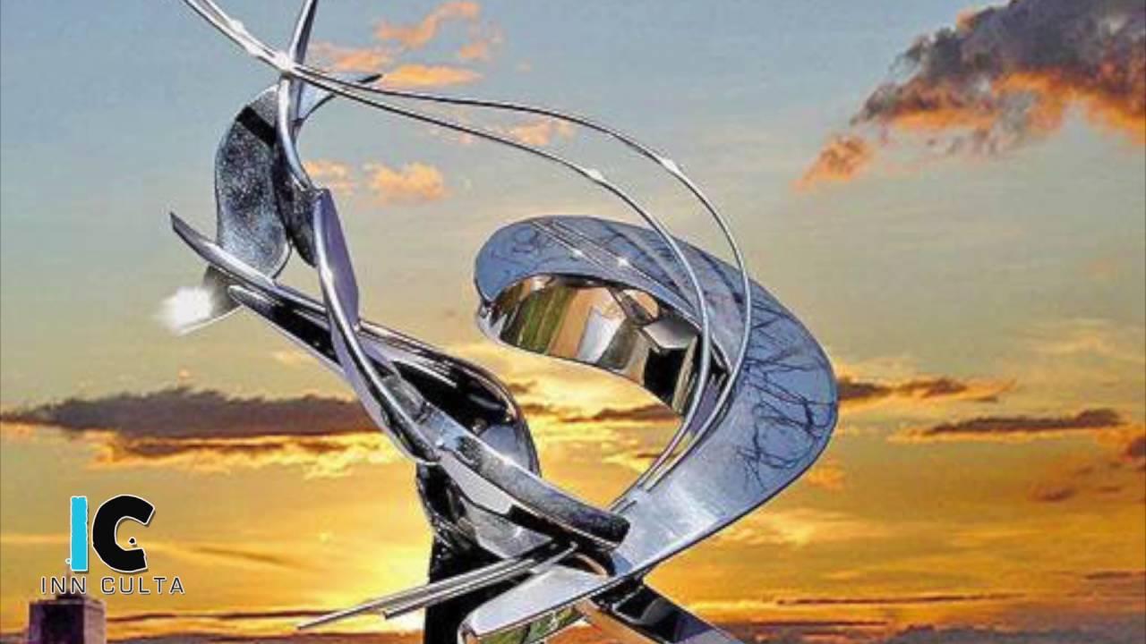Innculta Leonardo Nierman - Escultura - YouTube