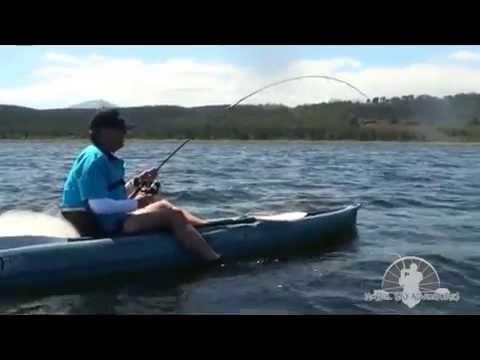 Mossel Bay Adventures - Sedgefield trip (Kayak & Fishing)