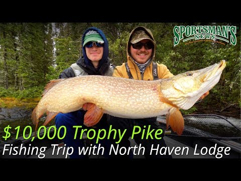 Pro Member Drawing For North Haven Resort | $10,000 TROPHY PIKE