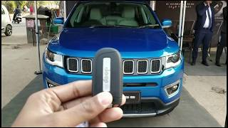 Jeep Compass Limited Auto 2018