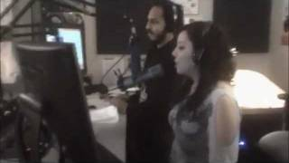 Reyna Cantando En Radio Lobo