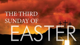 Vid #12 Third Sunday of Easter
