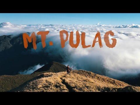 Mt. Pulag: Sea of Clouds (Akiki-Ambangeg Trail) || iPhone 6s 4k Cinematic Teaser