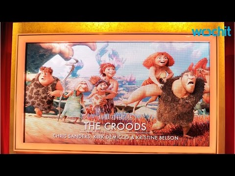 'The Croods 2' Now to Premiere in 2018