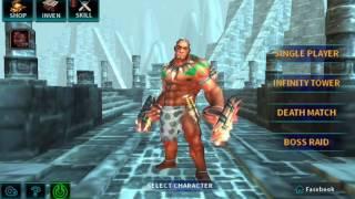 My New Version Dark Avenger 1.2.0 Offline, Money, 5000 Xp Per Kill