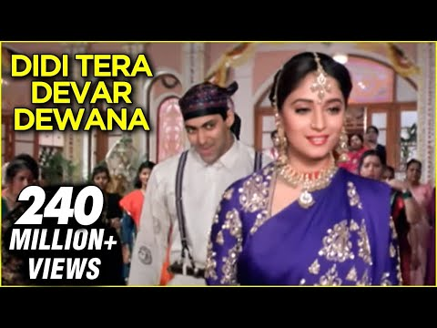 didi-tera-devar-deewana---hum-aapke-hain-koun---lata-mangeshkar-&-s.-p.-balasubramaniam's-hit-song