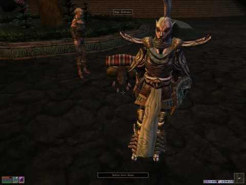 The Elder Scrolls III Morrowind Tribunal Part 1