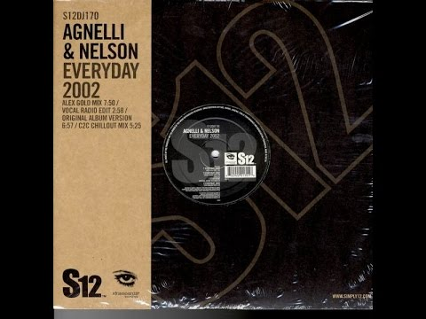Agnelli & Nelson - Everyday 2002 (C2C Chillout Mix) - YouTube