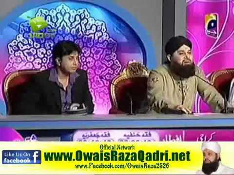 Download Umair Zubair - Wah Wah subhanalha 21th august 2011- Tehseen Javed mutsbana andaz.