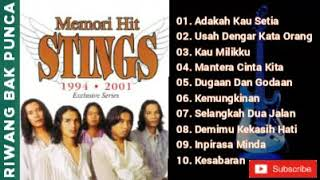 Download Lagu STINGS - ADAKAH KAU SETIA || Lagu Slow Rock Malaysia Terpopuler mp3