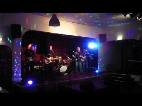The Smokey Joe Band at Richmonds Social Club, Warrington - November 1st 2013