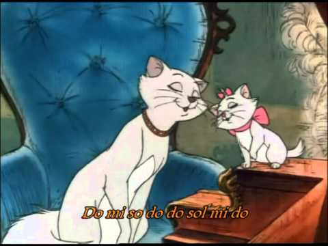 The Aristocats - Scales and Arpeggios
