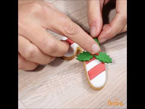 Segnaposto Natalizi Biscotti.Biscotti Segnaposto Natalizi Christmas Place Cards