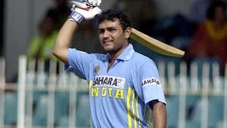 Virender Sehwag 1st odi century in Cricket | India vs Newzealand Highlights