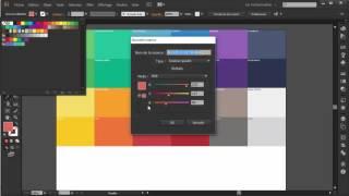 Користувальницькі кольору в Illustrator СС