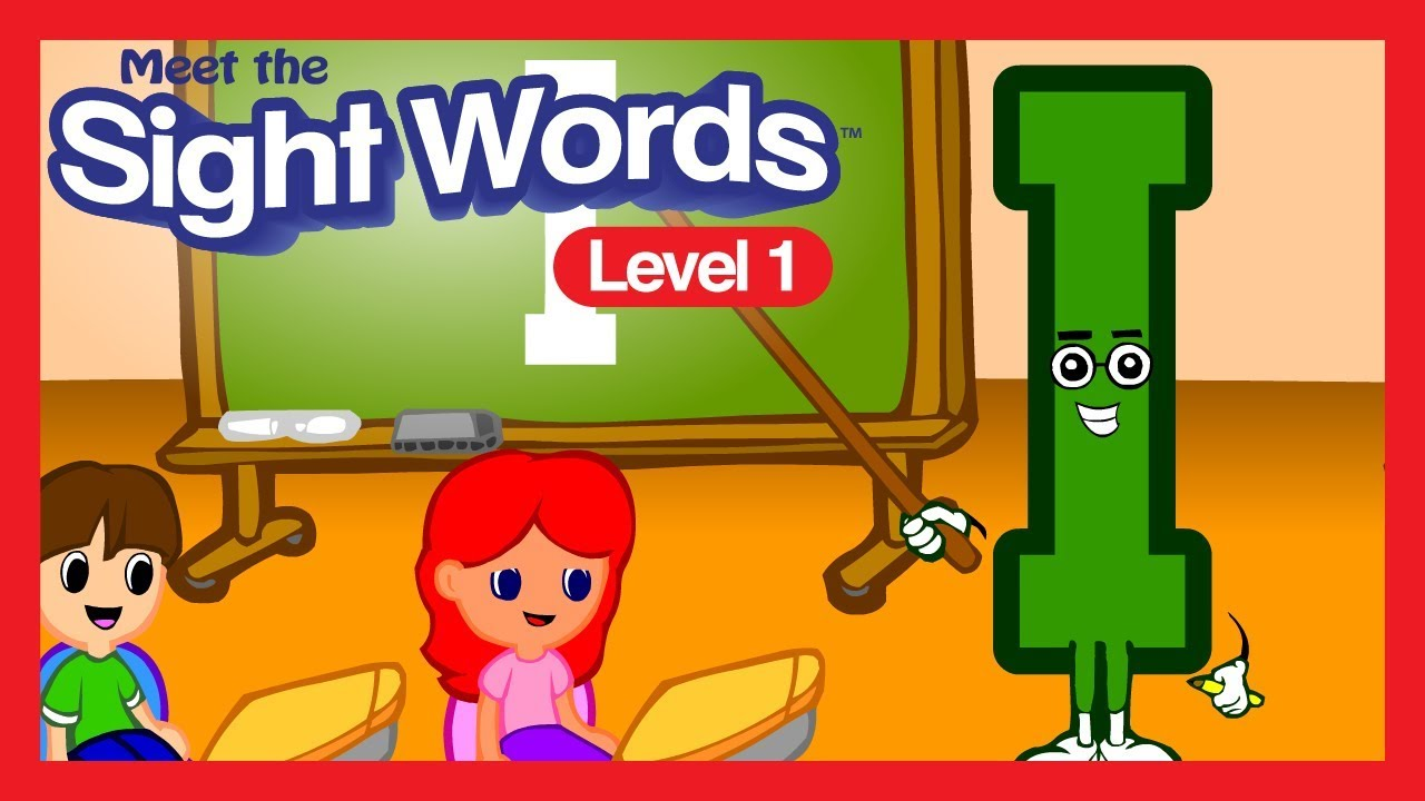 Meet the Sight Words Level 1 - \