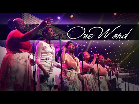 Spirit Of Praise 6 Choir - One Word