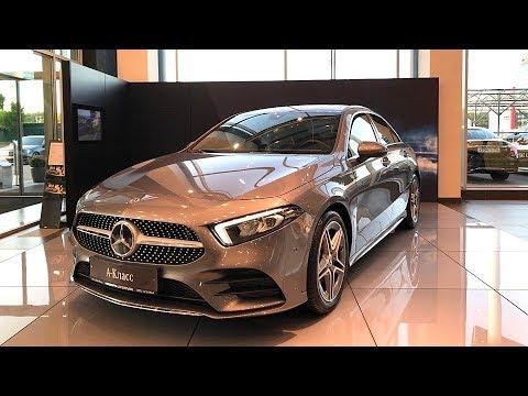 Встречайте новый Mercedes A- Klass Sedan 2019