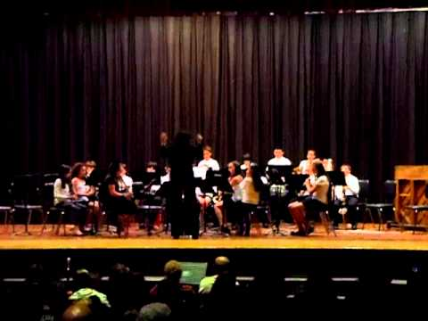 Hiawatha Elementary School Band - Surfin' USA