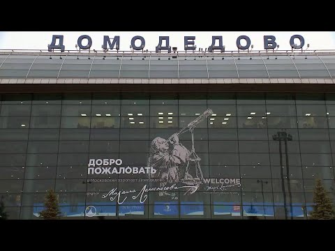 Аэропорту Домодедово в Москве официально присвоено имя Михаила Васильевича Ломоносова.