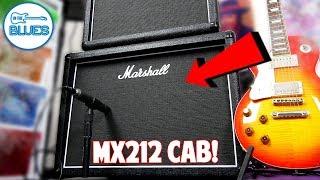 Marshall MX212 2x12 Speaker Ca…