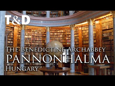 The Benedictine Pannonhalma Archabbey - Hungary - Travel & Discover