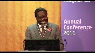Victor Adebowale Leading change in the health and social care system