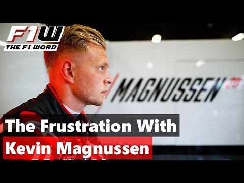 The Frustration With Kevin Magnussen