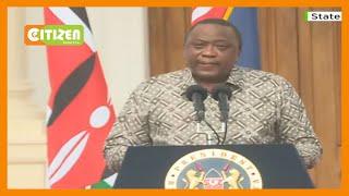 President Kenyatta declares 7 days of mourning following death of Magufuli