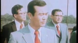 Международная панорама: Японские бандиты-бизнесмены (1976 год).