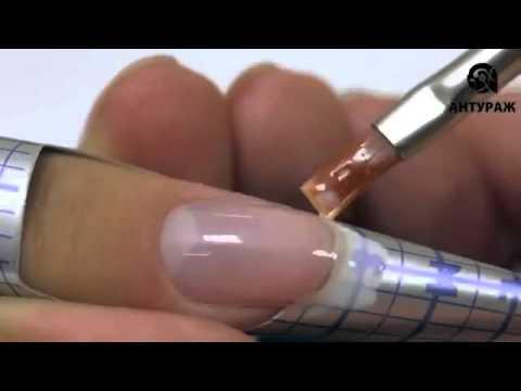 Как нарастить ногти биогелем в домашних условиях