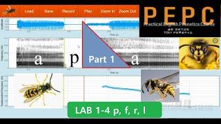 Lab1-4 [part1] 영어발음 /p/, /f/, …