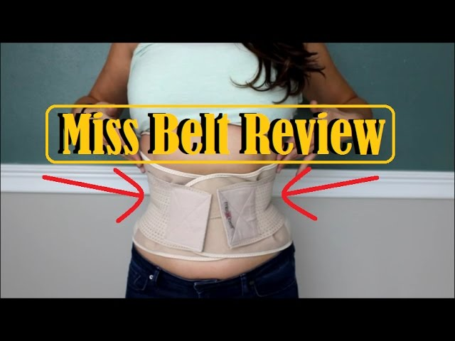 Centura pentru slabit Slimming Belt Meridian