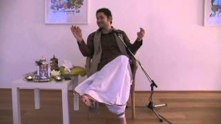 "Lecture by Acharya Sri Pundrik Goswami ""Vrindavana Yoga"" 30.05.2013 Yoga-Joy in Zürich-Switzerland"