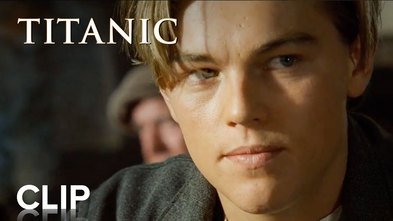"""TITANIC   """"Luckiest in the World"""" Clip   Paramount Movies"""