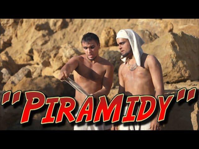 Wielkie Budowle odc.1 - Piramidy